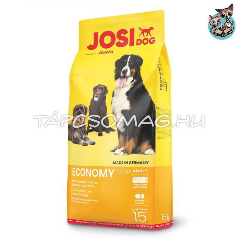 JosiDog Economy 22/8 száraz kutyaeledel